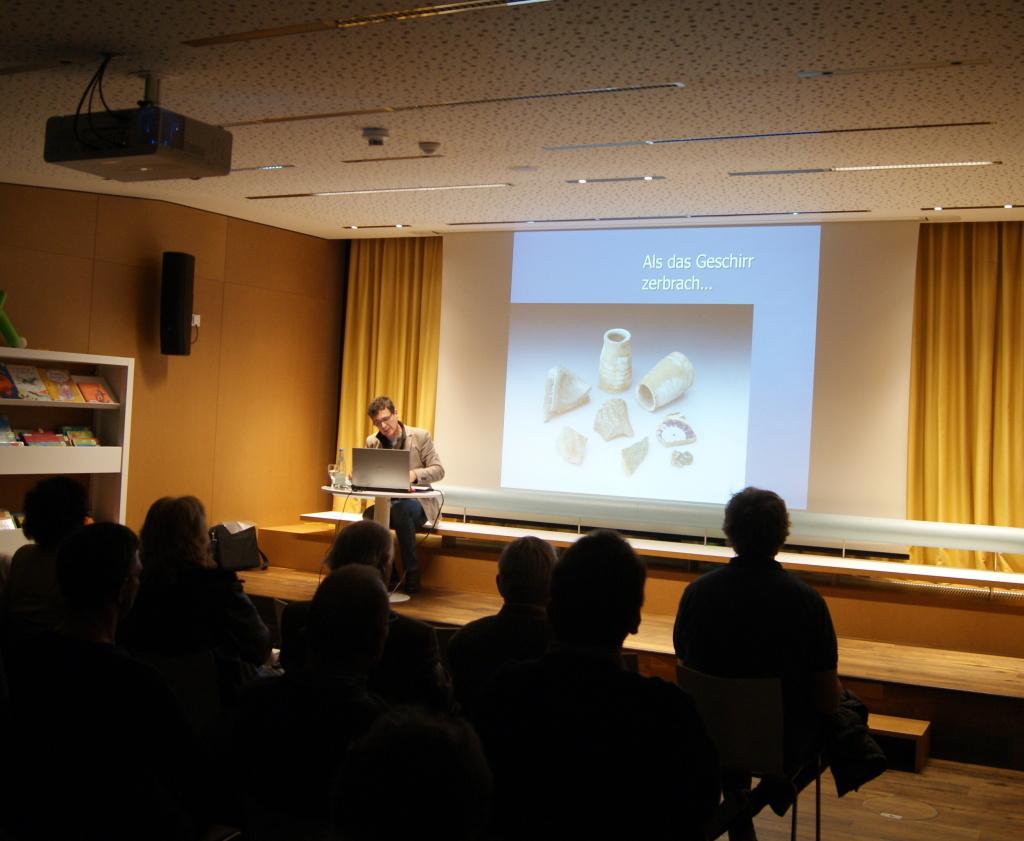Vortrag Christian Terzer 2014
