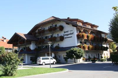 Langgenhof, Hotel