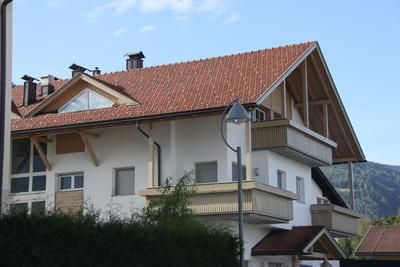 Rader früher - heute neues Haus, kein Hof mehr (Kochrader)