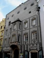 Erstes Rathaus