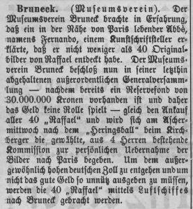 Fasching_1914_Brunecker_Schlutzkrapfen_Museumsverein